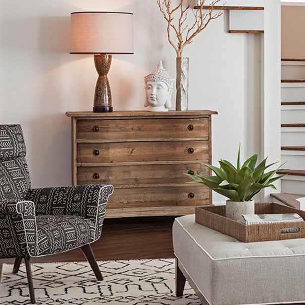 Home Office Storage at Jordan's Furniture stores in CT, MA, NH, and RI