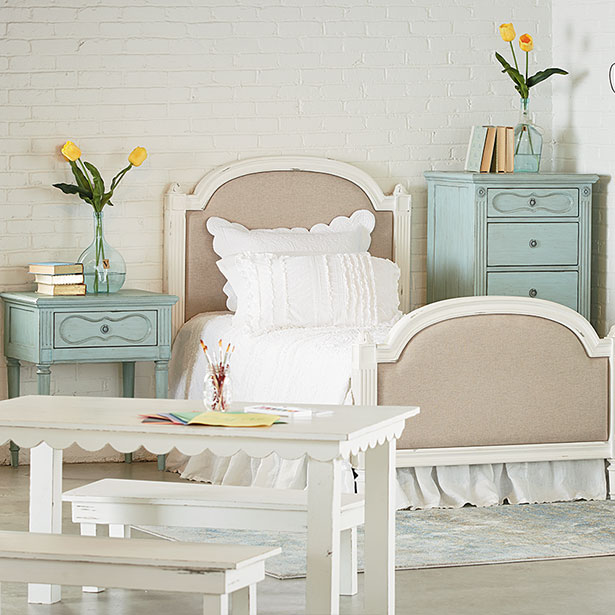 Kids' Bedroom Accents at Jordan's Furniture stores in CT, MA, NH, and RI