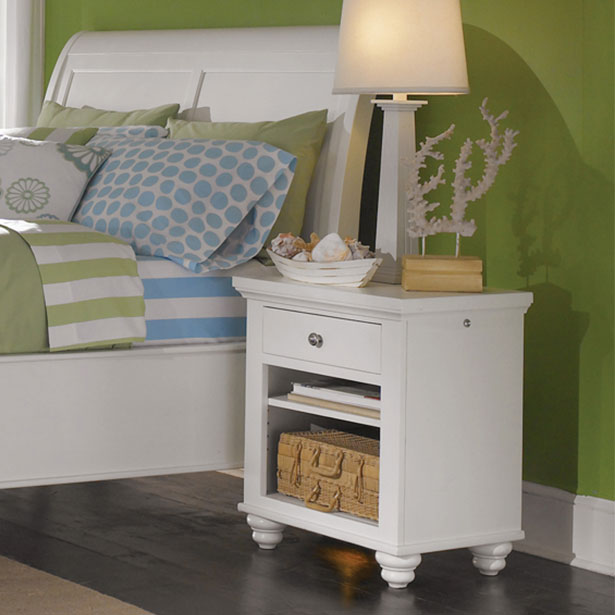Kids' Bedroom Nightstands at Jordan's Furniture stores in CT, MA, NH, and RI