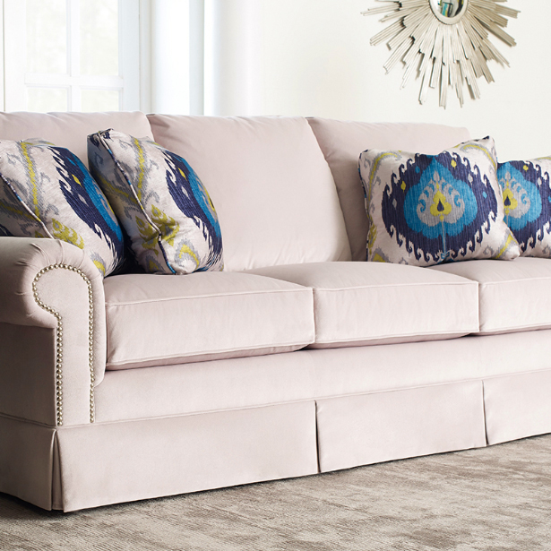 Living Room Sofas at Jordan's Furniture stores in CT, MA, NH, and RI