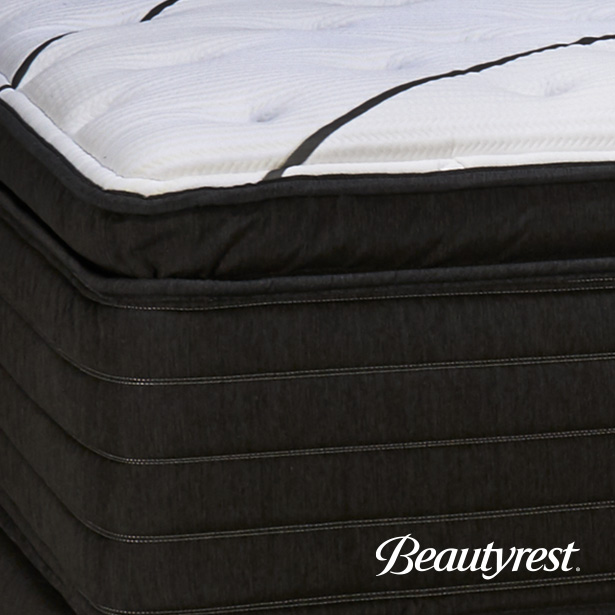 Beautyrest Mattresses at Jordan's Furniture stores in CT, MA, NH, and RI