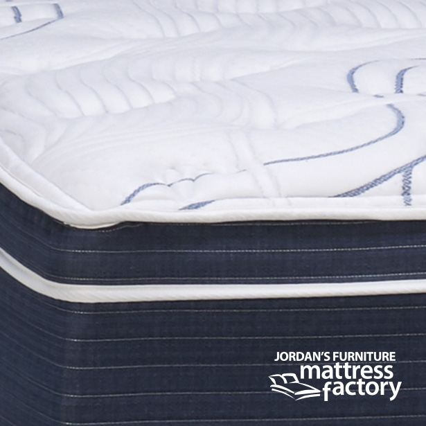 Jordan's Mattress Factory  Mattresses at Jordan's Furniture stores in CT, MA, NH, and RI
