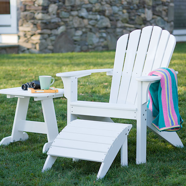 Outdoor Ottomans At Jordanu0027s Furniture Stores In CT, MA, NH, ...