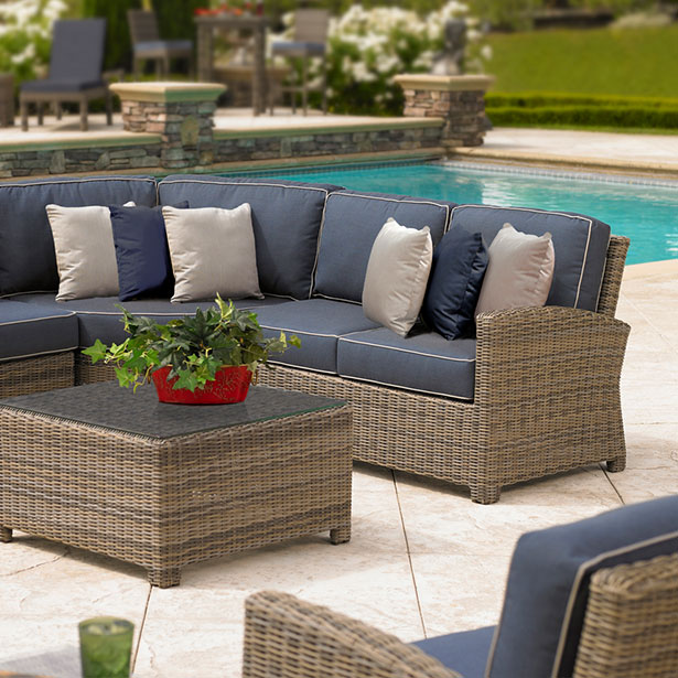 Outdoor Sofas And Sectionals At Jordanu0027s Furniture Stores In CT, MA, NH, And