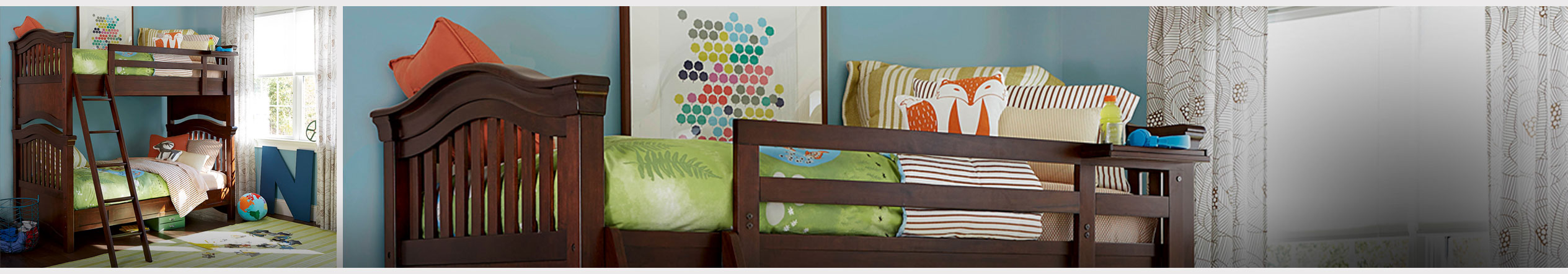 Bunk beds for sale at Jordan's Furniture in MA, NH and RI Ice House Bunk Bed Design on ice house cabinets, ice house home, ice house table, ice house furniture, ice house accessories,
