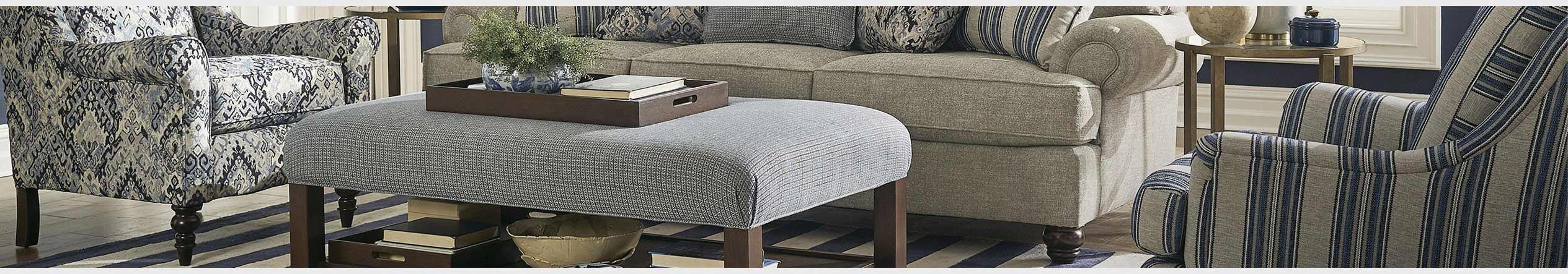 b4b68b3c3b9 Living Room Ottomans at Jordan's Furniture stores in MA, NH, RI and CT