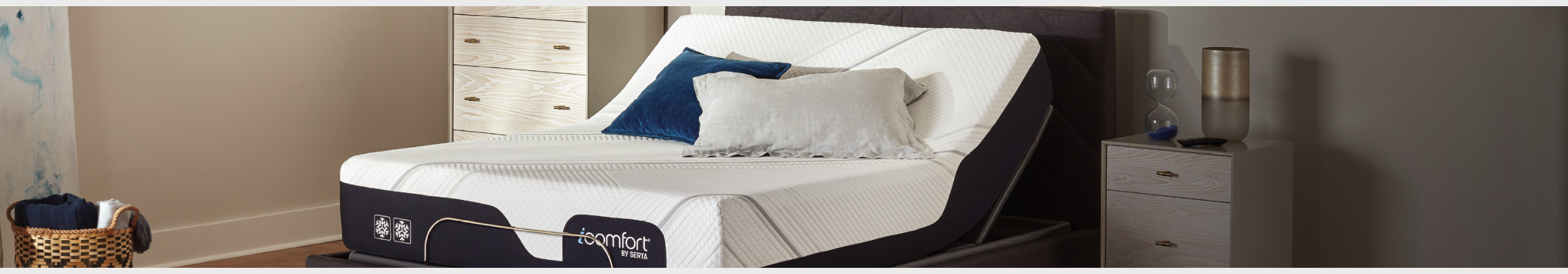 Shop Serta Mattresses at Jordan's Furniture stores in MA, CT, ME, NH and RI