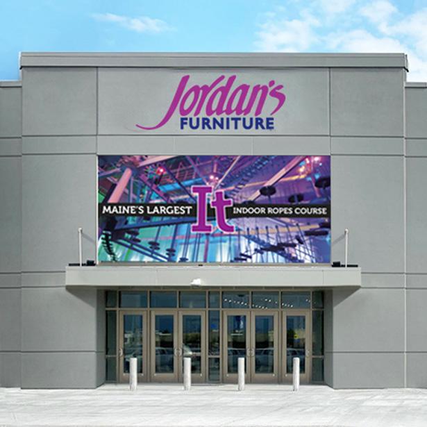 Jordan's Furniture Nashua, NH