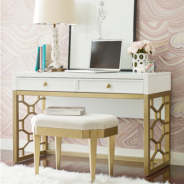 Shop our Kids Bedroom Vanity selection at Jordan's Furniture located in CT, MA, NH and RI!