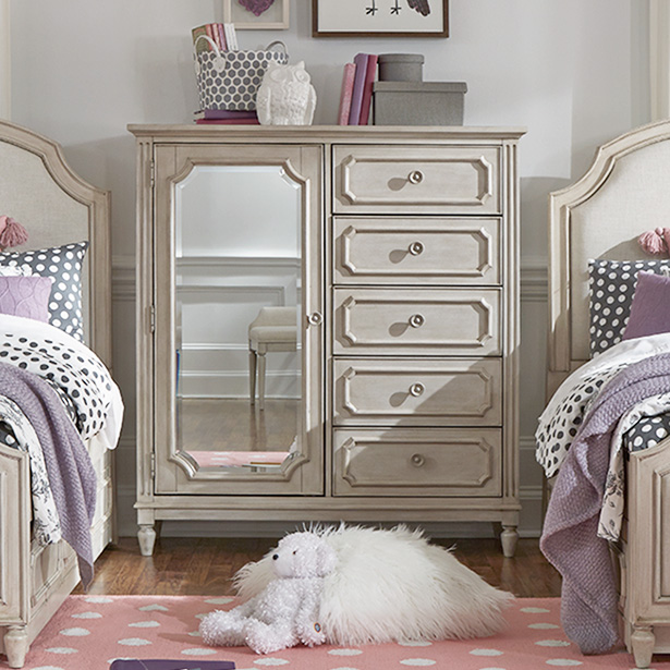 Shop our Kids Bedroom Armoire selection at Jordan's Furniture located in CT, MA, NH and RI!