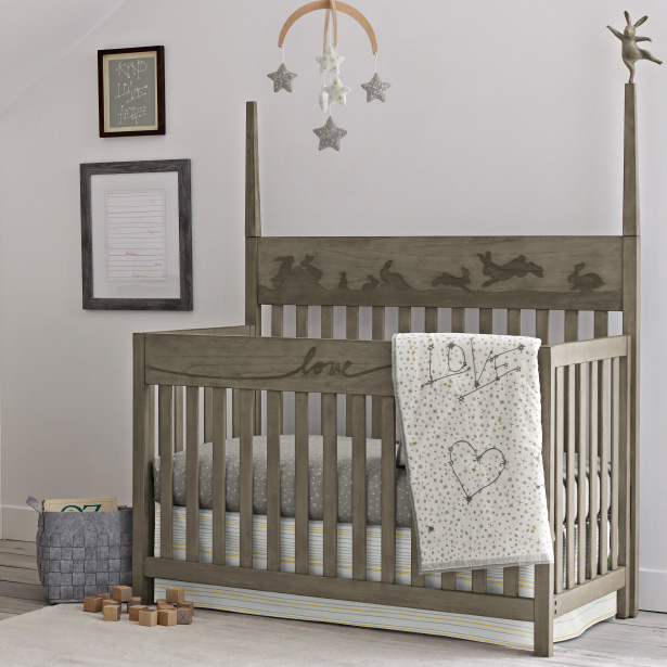Shop our Kids Bedroom crib selection at Jordan's Furniture located in CT, MA, NH and RI!