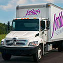 Delivery at Jordan's Furniture stores in MA, CT, NH and RI