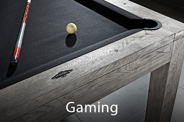 Game Room Furniture and Gaming Tables