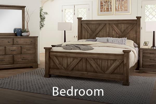 Bedrooms at Jordan's Furniture