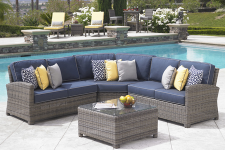 Shop Outdoor and Patio Sofas and Sectionals