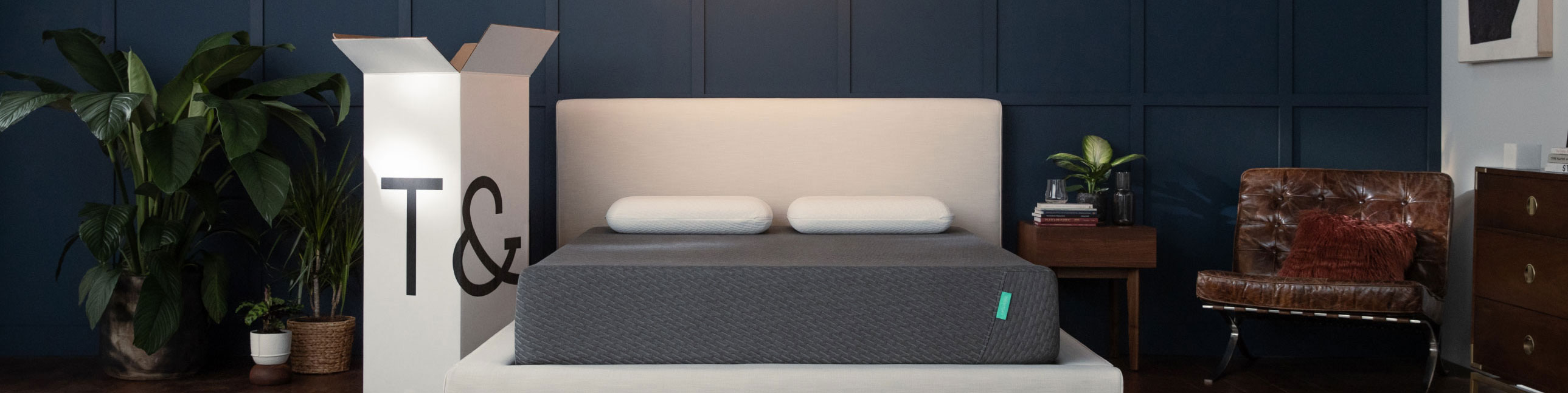 Tuft & Needle Mattresses - Now available at Jordan's Furniture
