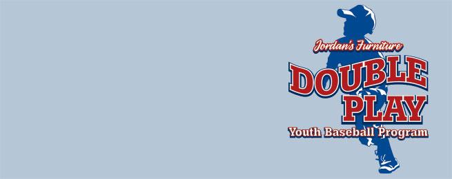 2014 Double Play Youth Baseball program sponsored by Jordan's Furniture