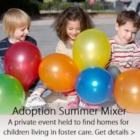 Adoption Summer Mixer - Jordan's Furniture