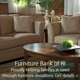 Furniture Bank sponsorship - Jordan's Furniture