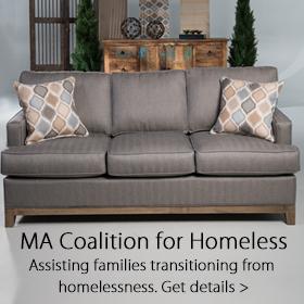 MA Coalition for the Homeless - Jordan's Furniture