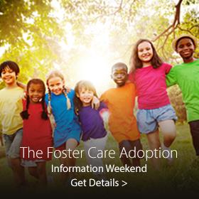 Foster Care Adoption Information Weekend at Jordan's Furniture