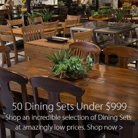 50 Dining Sets Under $999 At Jordanu0027s Furniture Stores In CT, MA, NH And
