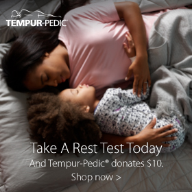 Take an in-store Rest Test, and Tempur-Pedic will donate $10 to the Pancreatic Cancer Action Network