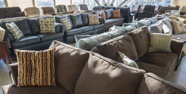 Furniture Factory Outlet Policies at Jordan\'s