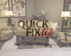 Chair Leveling tips from Jordan's Furniture
