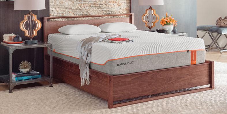 tempur pedic jordans furniture sleep lab - Tempur Pedic Full Mattress