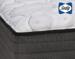 Sealy mattresses at Jordan's Furniture stores in CT, MA, NH, and RI