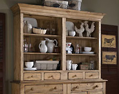 Dining room china cabinets for sale at Jordan's Furniture stores in MA, NH and RI