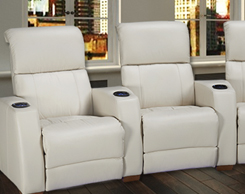 Game Room Theater Seating for sale at Jordan's Furniture stores in MA, NH and RI