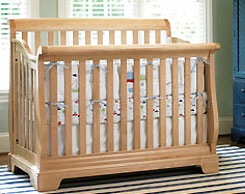 Kids room cribs for sale at Jordan's Furniture stores in MA, NH and RI