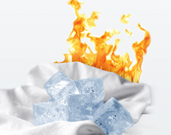 Temperature regulating bedding for sale at Jordan's Furniture stores in MA, NH and RI