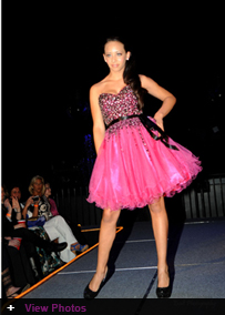 Fashion Show at Jordan's Warwick store in Splash for the Make-A-Wish Foundation