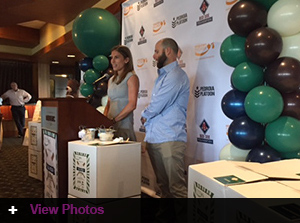 Jordan's and Tempur-Pedic sponsor Operation Shower 2017 at Fenway Park