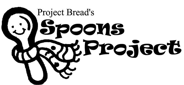 Jordan's Furniture partners with Project Bread and their 2014 Holiday Spoons Project