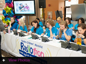 Jordan's Furniture sponsors the 2016 Hasbro Children's Hospital Radiothon