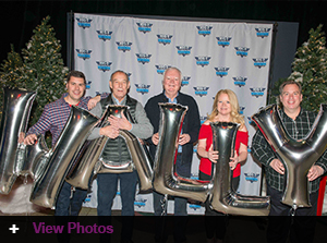 Genesis Foundation holds their 2016 Holiday Party at Jordan's Enchanted Village Wror Wally Ev