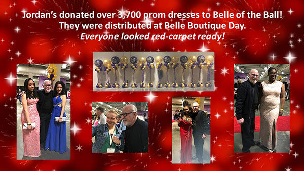 2019 Belle of the Ball Boutique