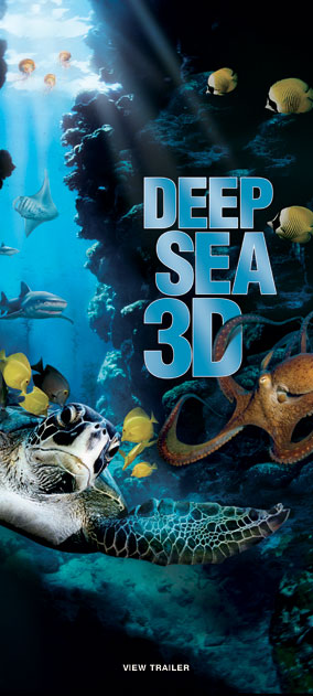 Deep Sea in IMAX 3D at Jordan's Furniture in Natick and Reading