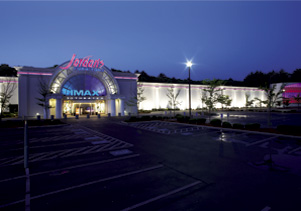 Select an IMAX theater at Jordan s Furniture in Natick and