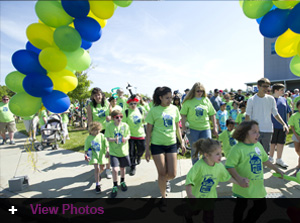 On Sunday morning, May 20th, over 500 Walkers participated in the 2012 Walk For Adoption at Jordan's Furniture in Taunton. The event raised $74,000 for the programs of  the Massachusetts Adoption Resource Exchange, helping to find permanent homes for children and youth in foster care.