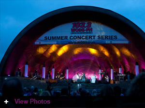 Jordan's sponsors the WODS Summer Concert Series' Best Seat In The House Promotion At the Hatch Shell in Boston