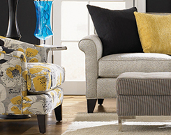 Design it Yourself at Jordan's Furniture stores in MA, NH and RI