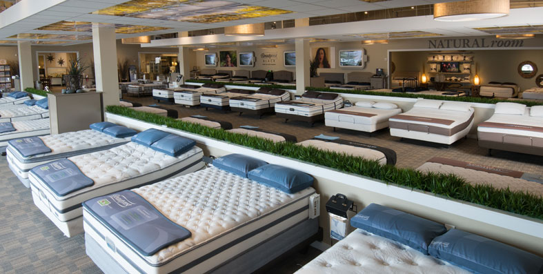 Shop Mattresses And Sleep Surfaces At Jordans Furniture MA NH - Sleep Furniture