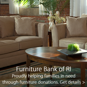 Furniture Bank sponsorship - Jordan's Furniture