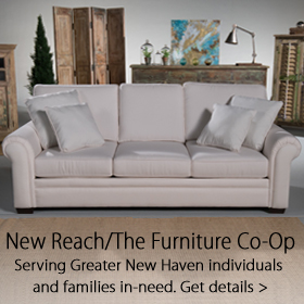 New Reach / The Furniture Co-Op Serving Greater New Haven individuals and families in-need