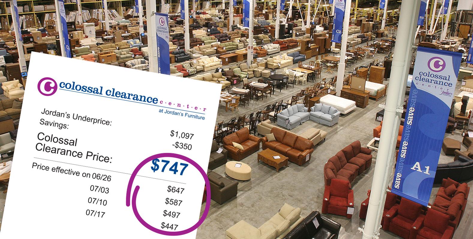 Discount Furniture Specials In Avon Ma At Jordan S